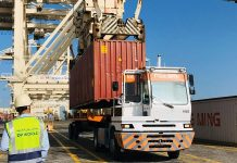 Autonomous technology contract signed by DP World