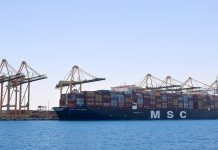 Large MSC vessels call into King Abdullah Port