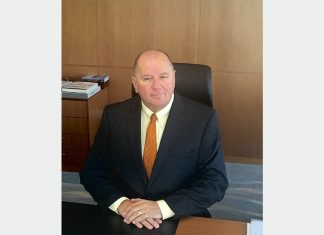 Peter Richards, Group CEO of Gulftainer