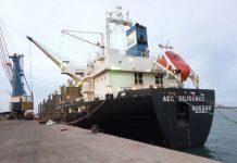 Paradip terminal breaks cargo handling records