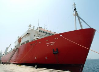 E-Marine is upgrading its cable layer fleet