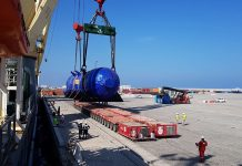 Duqm contract success for Mammoet