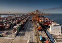DP World and Mawani launch new shipping line service