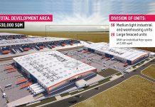KIZAD breaks ground on new warehouse developments
