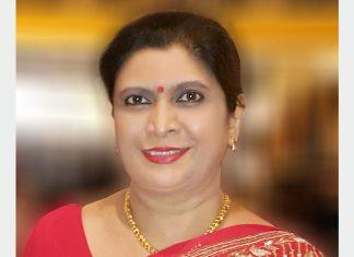 DSAA manager, Nayana Nandkuma