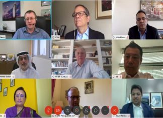 Panellists for TMS Webinar