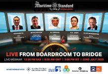 TMS Webinar brings together leaders ashore and at sea