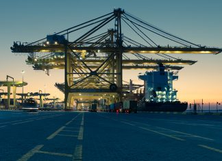 Jebel Ali has seen a decline in container throughput due to the coronavirus pandemic