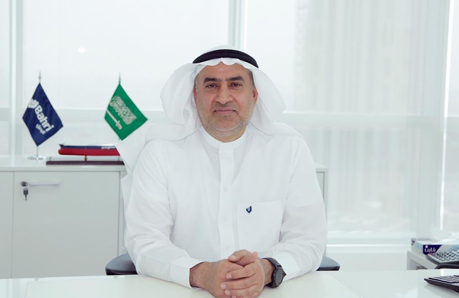 Abdullah Aldubaikhi, Chief Executive of Bahri