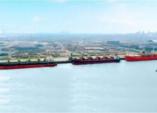 Essar's bulk terminal in Hazira has seen a strong recovery in volumes