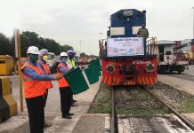Intermodal service launched by JM Baxi