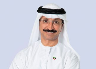 Sultan Ahmed Bin Sulayem, Chairman of the Ports, Customs and Free Zone Corporation