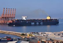 Container volumes up at Salalah