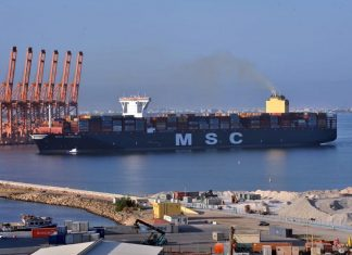 Container volumes are rising at Salalah port due to the support of key customers