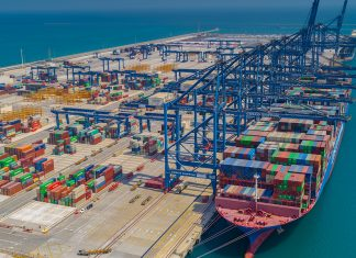 Container volumes at CSP Abu Dhabi Terminal are expected to increase with the start-up of the new service