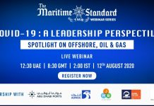 TMS Webinar puts the spotlight on Offshore Oil and Gas