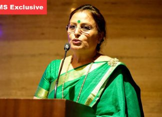 Mrs. H.K. Joshi, Chairperson and Managing Director, The Shipping Corporation of India