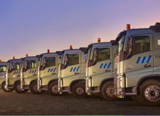 MICCO operates an extensive road vehicle fleet