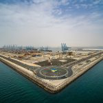 The expansion of Khalifa Port remains on schedule