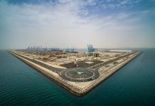 Khalifa Port expansion stays on track