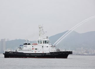 Dolphin 29 is the latest tug for Adani to be built under IRClass