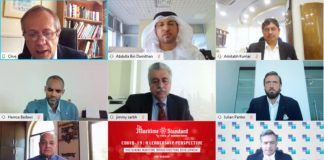Panellists for TMS Webinar 8