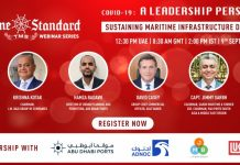 TMS Webinar Series: Sustaining Maritime Infrastructure Development