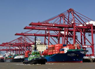 Container volumes are picking up again at JNPT