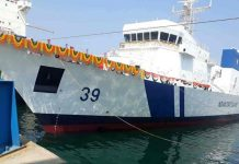 L&T launches Offshore Patrol Vessel for Indian Coast Guard