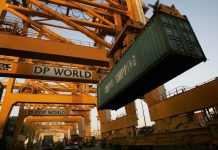 DP World returns to throughput growth