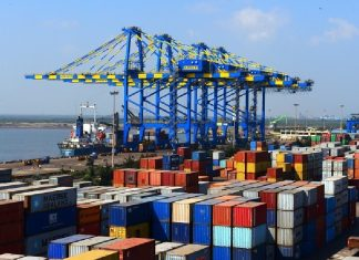 Krishnapatnam port is now part of the Adani network