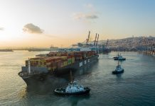 First UAE cargo enters Haifa