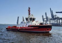 Sohar port tug investment completed