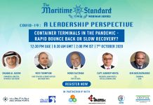 TMS Webinar Series: Container terminals in the pandemic – Rapid bounce back or slow recovery?