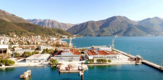 Bijela Shipyard will be transformed into a top class super yacht repair and refit centre