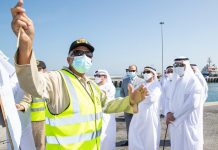 Fujairah completes work on 'green' shipping port
