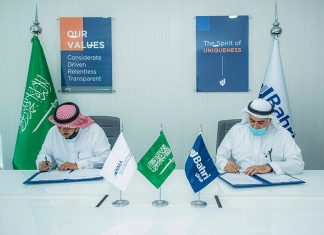The training agreement was signed in Bahri's headquarters in Riyadh, where Bahri was represented by its CEO Eng. Abdullah Aldubaikhi, while NMA was represented by its Managing Director Capt. Turki Alshihri