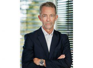 Mark O'Neil, Columbia Shipmanagement Chief Executive