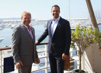 Gary Hubbard, CCO of Neutral Fuels, and Lars Liebig, MD of Uniper Energy