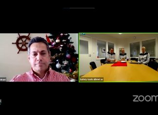 The IMarEST UAE branch webinar hosted from Dubai and Bergen on 8th December, during which Safety Tools Allmet presented a ground-breaking cold work maintenance solution.
