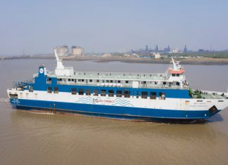 The ferry between Hazira and Ghogha provides a blueprint for other coastal ro-ro links