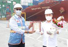 PSA Mumbai welcomes new Far East service