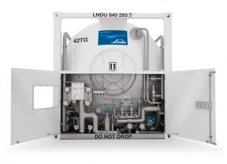 Tristar will be transporting Linde cryogenic containers across the GCC region