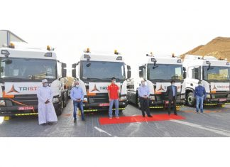 Tristar is adding to its Oman-based tanker fleet