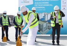 Work starts on Dubai petrochemical terminal