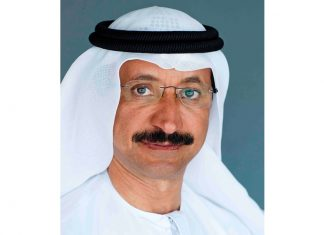 Sultan Ahmed Bin Sulayem, CEO and Chairman of DP World