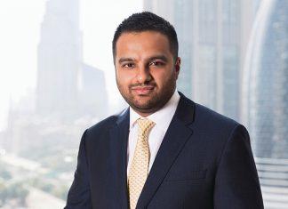 Dubai corporate partner, Dhruv Paul