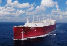 New LNG carrier for Nakilat