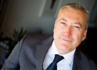 Inchcape Shipping Services Global Sector Head for the Cruise Industry, Grant Holmes