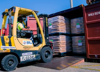 SSL is to work closely with Allalouf Logistics in future